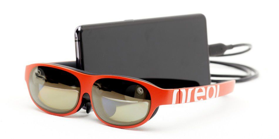 Nreal Light gafas de realidad mixta